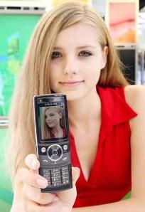 ponsel cantik